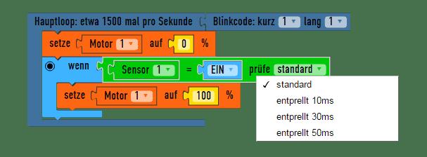 Grafisch programmieren mit PGLU.CH