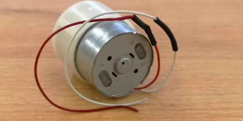 Produktbild Getriebemotor 5V für Arduino