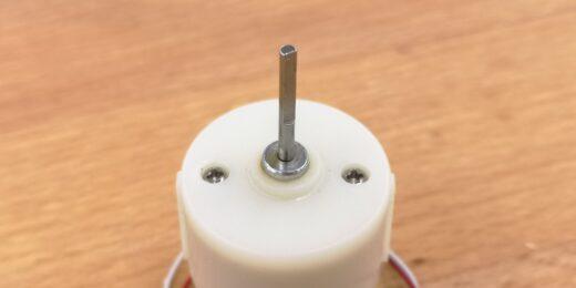 Getriebemotor Achse