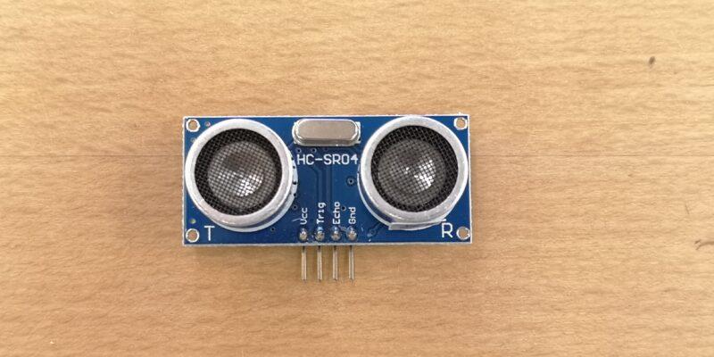 Arduino Ultraschallsensor HC-SR04