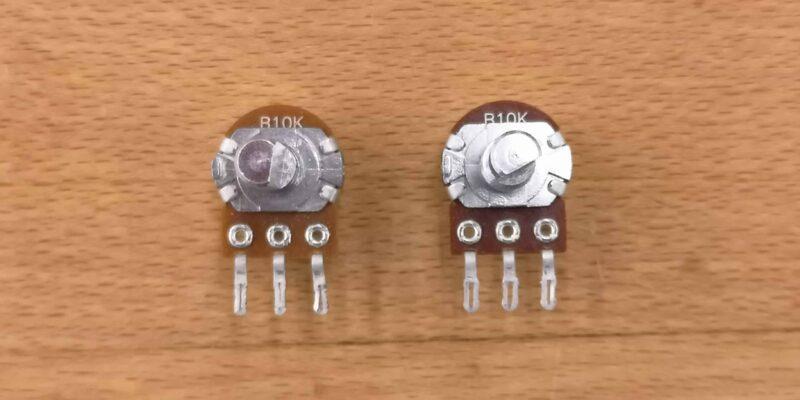 Produktbild Potentiometer für Arduino