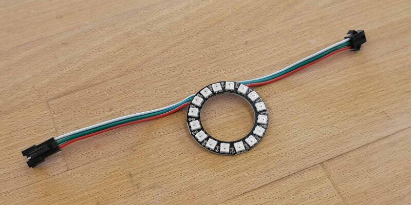 Produktbild WS2812 Ring 16 LEDs