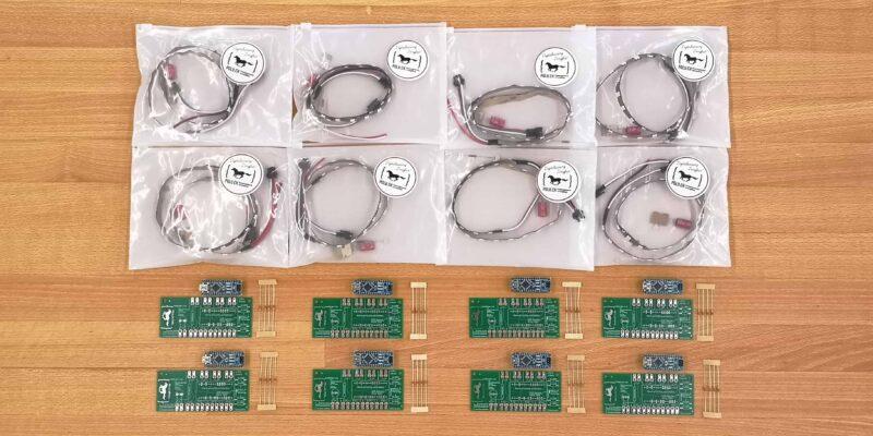 Produktbild Klassensatz Neopixel Stripes 50cm für Arduinoprojekte in der Schule