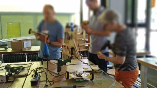 Kurs mit Arduino Mikrocontroller