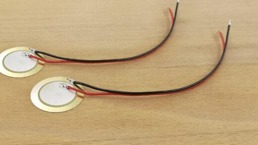 Piezo Element für Arduino
