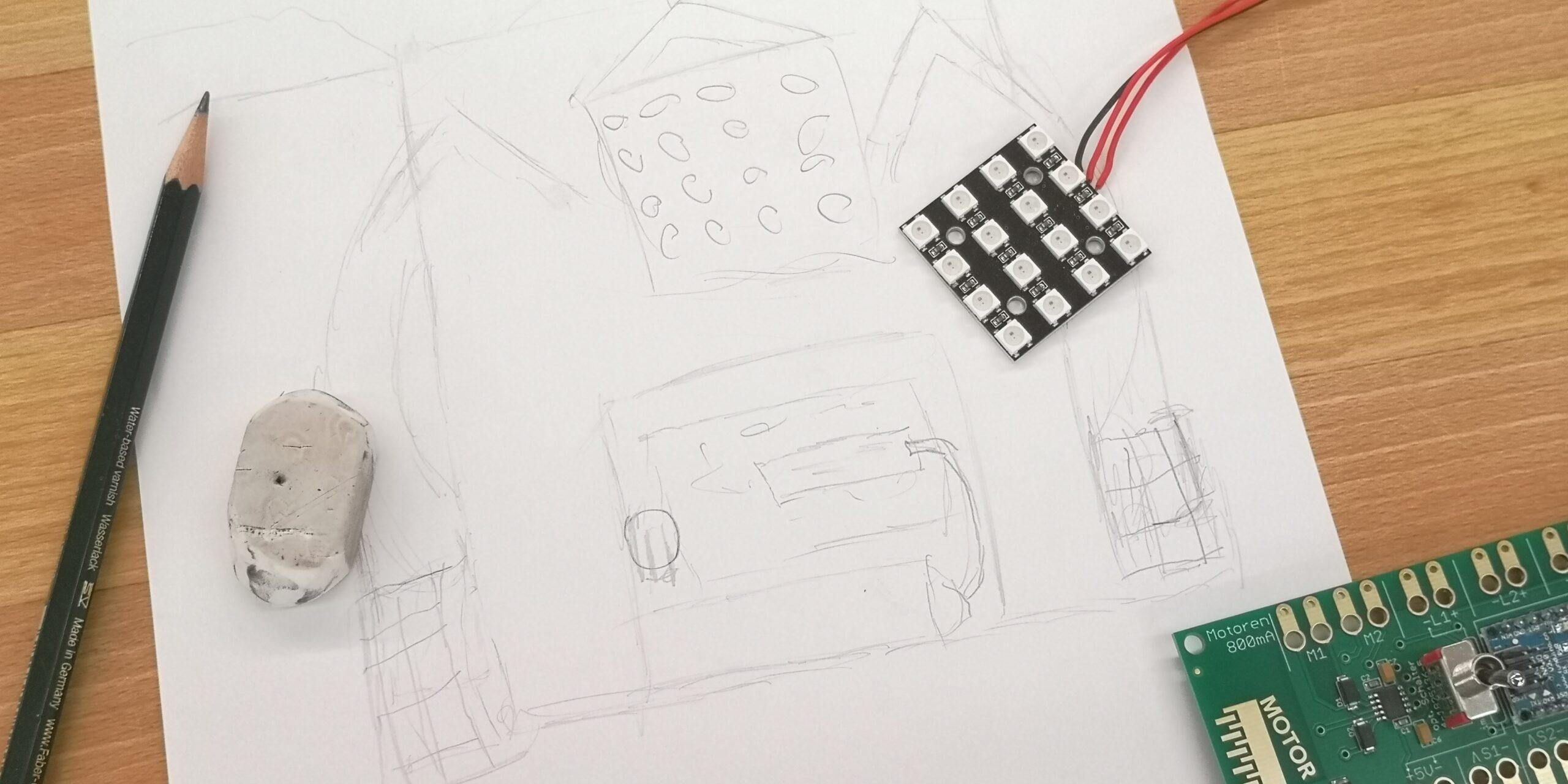 Arduino Roboter Skizzen & Ideen (14)