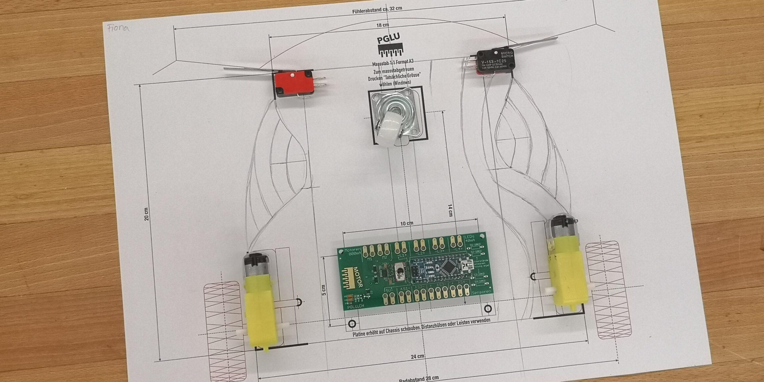 Arduino Roboter Skizzen & Ideen (19)