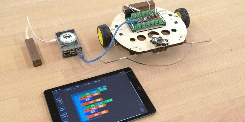 Produktbild Starter Kit mit Teacher's Box
