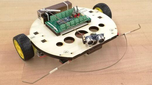 Roboter Starter Kit Bausatz